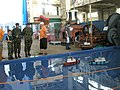 Visitors trying their hands with the model boats at Portsmouth Dockyard - geograph.org.uk - 902799.jpg