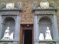Viso del Marqués (RPS 19-08-2012) Palacio del Marqués de Santa Cruz, esculturas orantes.png
