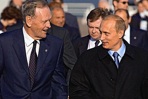 Vladimir Putin in Saint Petersburg-27