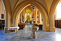 Voelkermarkt Pfarrkirche hl Maria Magdalena Hauptschiff 08102012 801.jpg