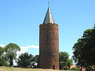 Vordingborg Castle - Goose tower