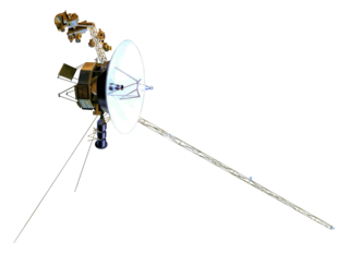 <i>Voyager 1</i> Space probe and the farthest human-made object from Earth