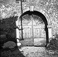 """Vrata v """"šupo"""", Lozice 1958.jpg"""