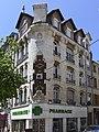 Vue 4 des 2 façades de l'immeuble rues Bérard et Gillet Saint Etienne.jpg