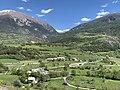 Vue depuis Les Rochassons 857 m (Embrun) - 4.jpg