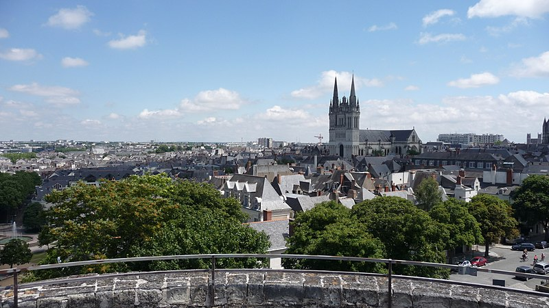 Fichier:Vue sur le centre d'Angers.jpg