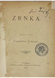 František Vymazal: Zrnka
