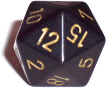 20 sided die neverwinter wiki
