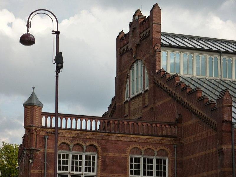 Velox zuiderbad in amsterdam monument rijksmonumenten
