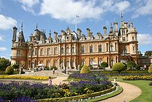 Waddesdon Manor Wikipedia Wolna Encyklopedia