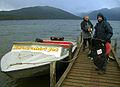 Wairaurahiri Jetboat on Lake Hauroko.jpg