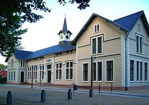 Wallerfangen - Image: Wallerfangen Altes Rathaus