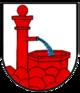 Bonndorf-Brunnadern coat of arms