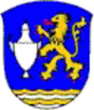 Fürstenberg, Lower Saxony - Image: Wappen Fuerstenberg (Weser)