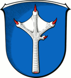 Wappen der Gemeinde Groß Zimmern