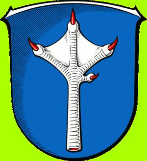 Groß-Zimmern - Image: Wappen Groß Zimmern