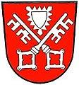 Wappen Stadt Petershagen 1908 a.jpg
