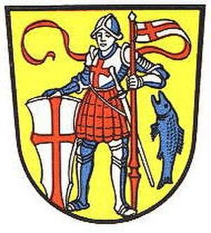 Dießen am Ammersee - Image: Wappen diessen