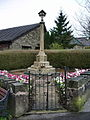 War Memorial, Belthorn - geograph.org.uk - 776936.jpg