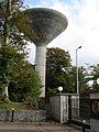 Water Tower at Liffey Waterworks, Ballymore Eustace, Co Kildare. - geograph.org.uk - 262206.jpg