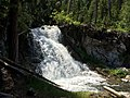Waterfall near Paulina Peak.jpg