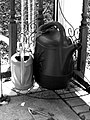 Watering Cans in Blak and White.jpg