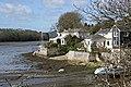 Waterside Cottages on Restronguet Creek - geograph.org.uk - 148652.jpg