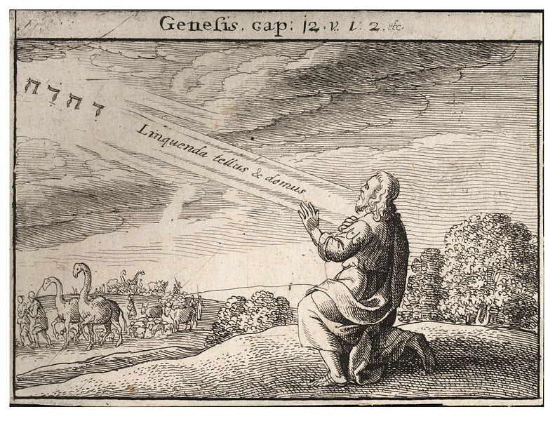 File:Wenceslas Hollar - God calls Abraham (State 2).jpg