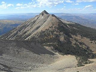 West Beckwith Mountain Mountain in Colorado, USA