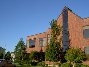 West Linn, Oregon - West Linn City Hall