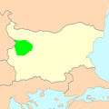 West Stara Planina Sheep area of distribution1.PNG