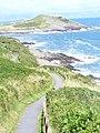 West of Limeslade Bay - geograph.org.uk - 1481465.jpg