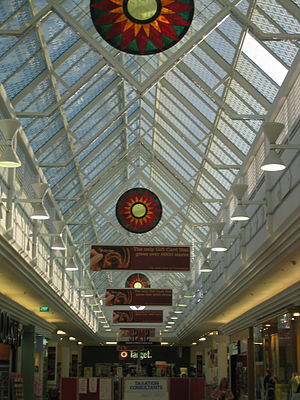 Westfield Whitford City - Image: Westfield Whitford City interior