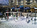 Whistler Village - November 18th 1pm - Mountain open = lots of happy faces (6360446119).jpg