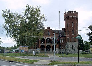Whitehall Armory United States historic place
