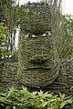 Wicker Face @ Sir Harold Hillier Gardens, Hampshire (2480625186).jpg