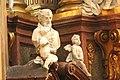 Wien-Innenstadt, Peterskirche, Skulptur-2.JPG
