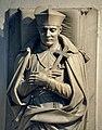 Wien Maria am Gestade Hofbauer-Relief Detail.jpg