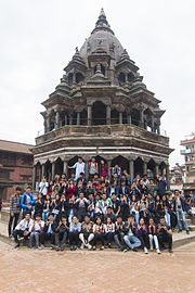 Wiki Loves Monuments Nepal - 2016 Outreach 02.jpg