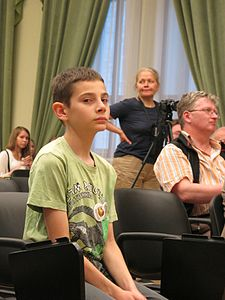 Wiki Party in Moscow 2013-05-18 (Wiki Award; Krassotkin; 03).JPG