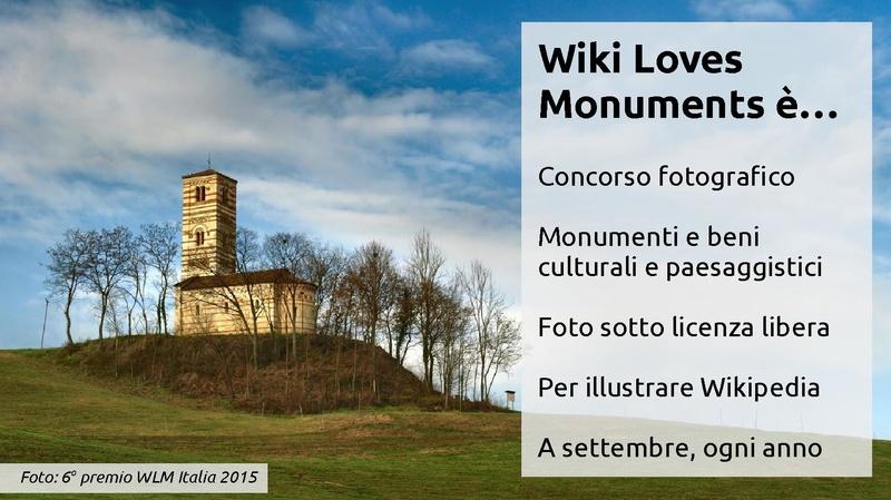 File:Wiki loves monuments e il patrimonio culturale a rischio - assemblea ICOM Italia 2016.pdf