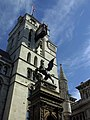 Wikimania 2014 - 0803 - Fleet Street - Royal Court of Justice220399.jpg