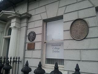 Dublin literature writers