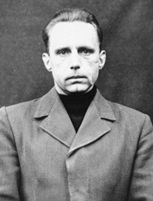 Doctors' trial - Image: Wilhelm Beiglboeck KZ Arzt