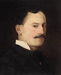 Der Maler Julius Bodenstein