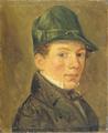 Wilhelm Marstrand - Selvportræt - 1834.png