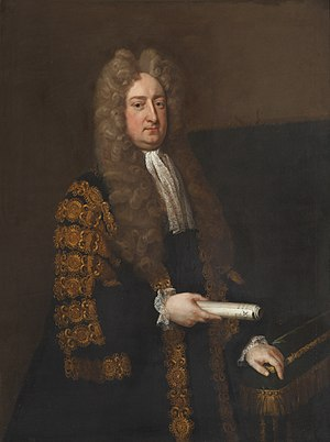 3rd Parliament of Great Britain - William Bromley, Speaker of the House of Commons