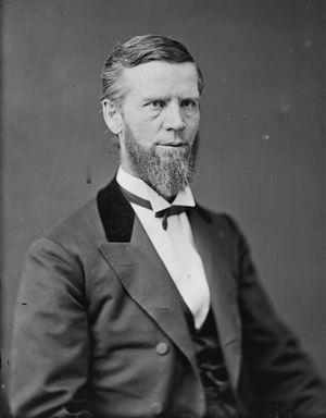 William A. Wallace - Image: William A. Wallace Brady Handy