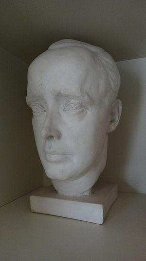 William Gerhardie - William Gerhardie by Norman Ivor Lancashire (1927-2004). Photograph by Stella Harpley