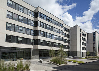 University of Stirling - Willow Court, Halls of Residence
